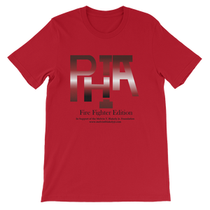 PHIA COLLECTION RED FIRE FIGHTER EDITION TEE
