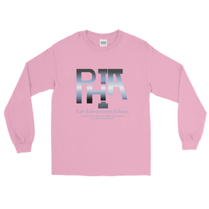 PHIA LEO Breast Cancer Awareness Long Sleeve Shirt