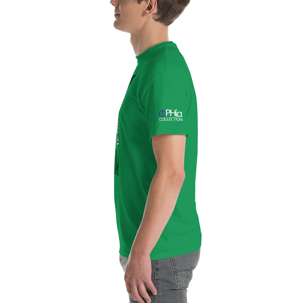 Green Crazy For Christ PHIA Collection Tee