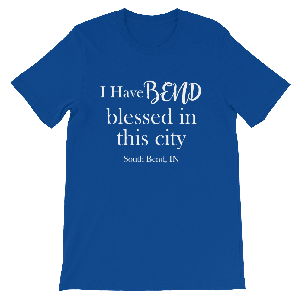 I BEND Blessed PHIA Collection Tee