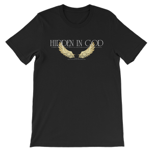 Winged Hidden In God Tee