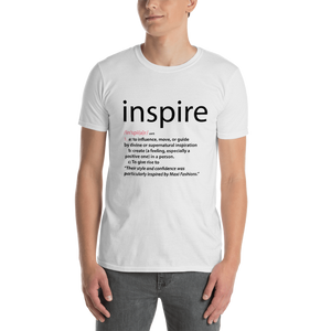 Positive Word Collection: Inspire T-Shirt