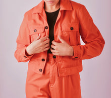 Load image into Gallery viewer, The Ripe Clementine Jacket