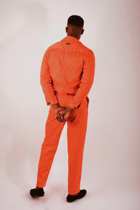The Ripe Clementine Jacket