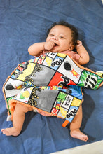 Load image into Gallery viewer, Super Hero Lovey - The Snuggly Geekling