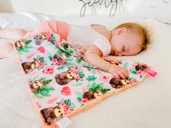 Sloth Safari Lovey