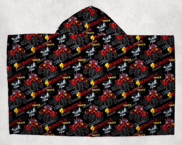 Monster Truck Towel