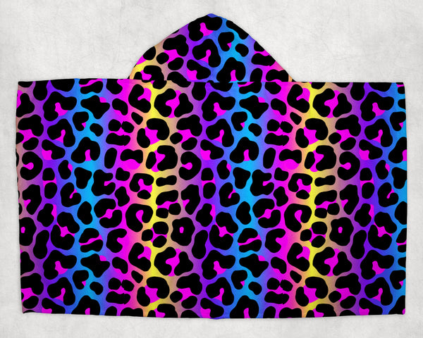 Retro Cheetah Towel