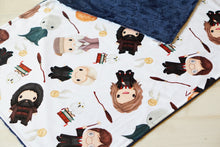 Load image into Gallery viewer, Harry and Friends Blanket - The Snuggly Geekling