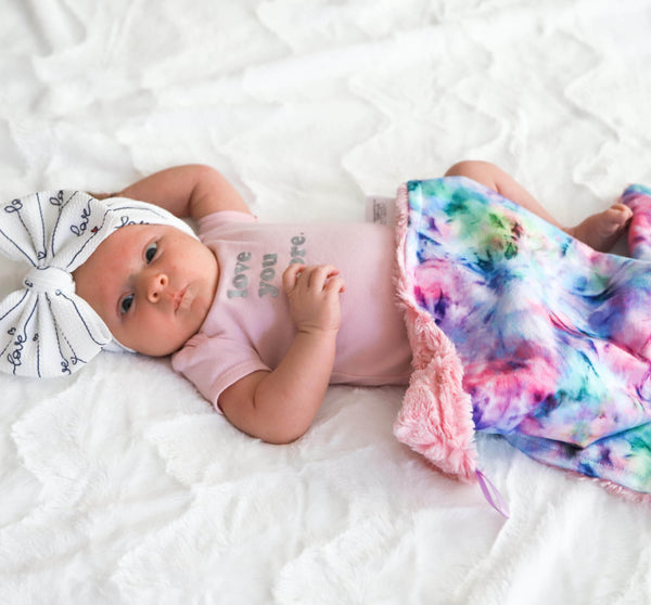 Unicorn Dye Blanket