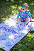 Load image into Gallery viewer, Kinda Salty About Not Being A Mermaid Towel - The Snuggly Geekling