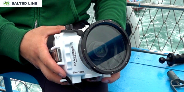 Coming soon: Salted Line Underwater Housing for Sony RX100 III, IV, V, VI cameras