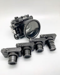 Seafrogs Salted Line underwater housing for Sony RX100