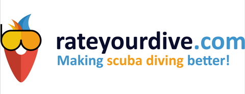 Rate Your Dive website logo
