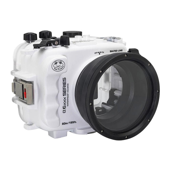 Salted Line underwater housing white