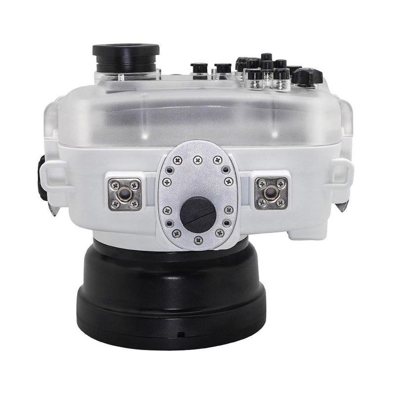 Underwater Housing for Sony a6000 - a6500 with 4 inch Dome Port