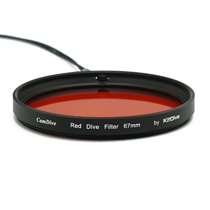 67mm Red Dive Filter (Wet)