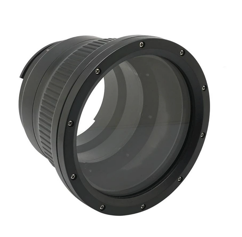 Flat Long Macro Port for Sony 18-105mm, 18-135mm and Sigma 16mm lenses