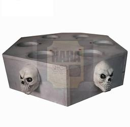 Escape room prop: Skull prop