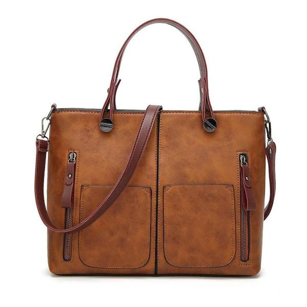 Brown Vintage handbags