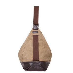 Large capacity convertible tote canvas