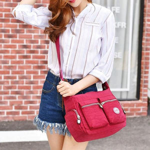 cheap nylon bag for women