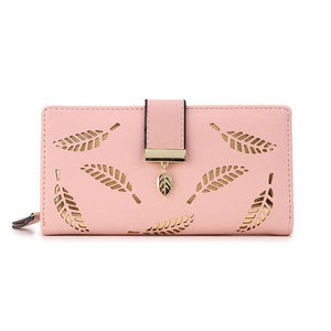 Cute wallet with gold