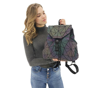 luminous backpack for women