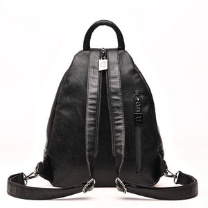 women convertible sling backpack