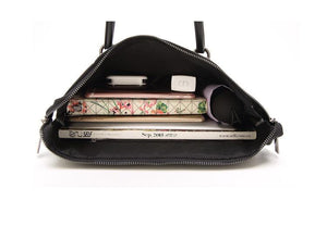Luminous, Reflective Women Shoulder Bag with accessories