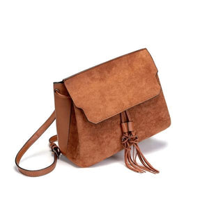 Brown purse for women