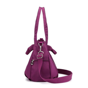 nylon shoulder strap bag