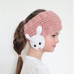 Cute Cartoon Headband for Kids, pink