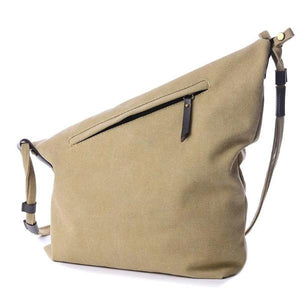 Kyla, Canvas Crossbody Bag, side view