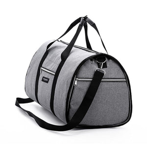 Spacious Duffle Bag for Travel, side view