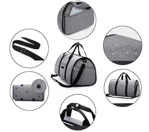 Spacious Duffle Bag for Travel