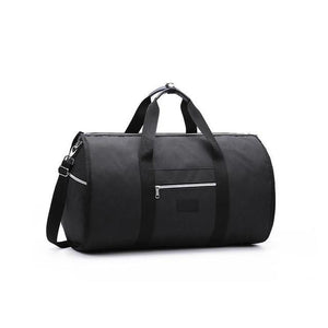 Spacious Duffle Bag for Travel, black