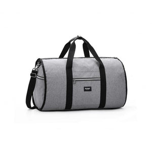 Spacious Duffle Bag for Travel, gray
