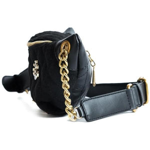 fanny pack with chain strap