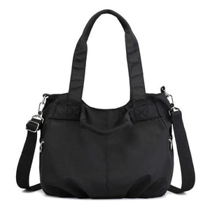 Black stylish crossbody bags for travel
