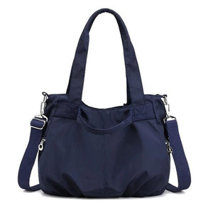 Blue stylish crossbody bags for travel