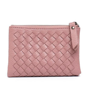 Pink small wallets for women