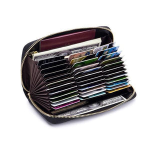 womens credit card holder wallet