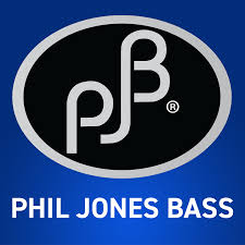 Phil Jones Bass Logo