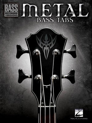 Metal Bass Tabs