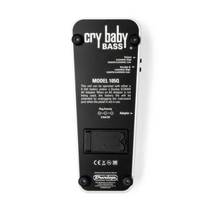 Dunlop Cry Baby Bass Wah