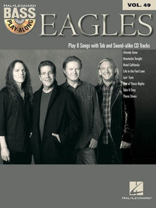 Eagles - Bass Play-Along Vol.49