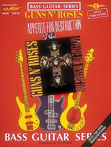 Guns N' Roses - Appetite for Destruction Bass Guitar Series