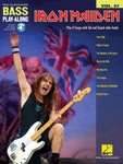 Iron Maiden Bass Play-Along Volume 57