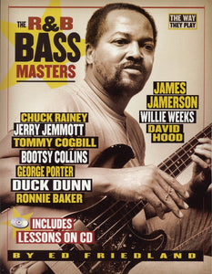 R&B Bass Masters The Way They Play